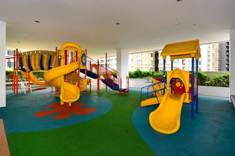 The-Residence-Sukhumvit-24-playground