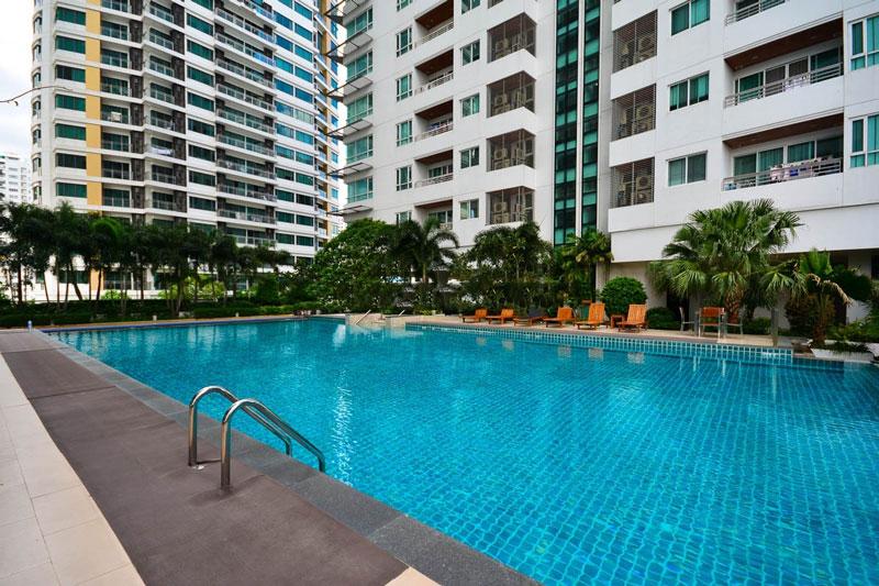 The Residence Sukhumvit 24 - Bangkok apartments for rent